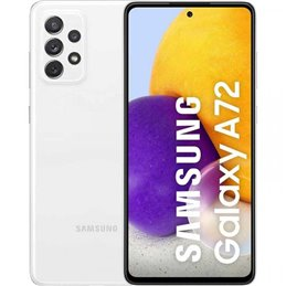 Samsung A72 DS 4G 6/128GB Awesome White EU Mobile phones   buy2say.com Samsung