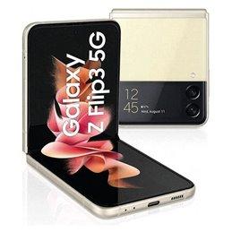 Samsung SM-F711B Galaxy Z Flip3 Dual Sim 8+128GB cream DE Mobile phones | buy2say.com Samsung