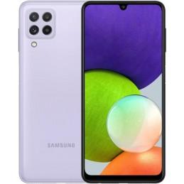 Samsung SM-A225F Galaxy A22 Dual Sim 4+64GB  violett EU Mobile phones   buy2say.com Samsung