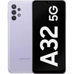 Samsung SM-A326B Galaxy A32 5G Dual Sim 4+128GB  awesome violet DE Mobile phones | buy2say.com Samsung