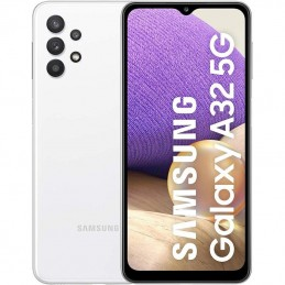 Samsung SM-A326B Galaxy A32 5G Dual Sim 4+128GB  awesome white DE Mobile phones   buy2say.com Samsung