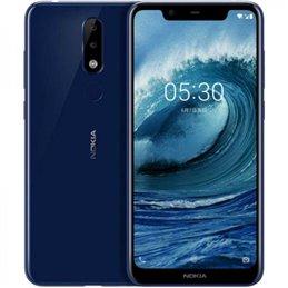 Nokia 5.1 Plus 4G 32GB Dual-SIM blue EU Mobile phones | buy2say.com Nokia