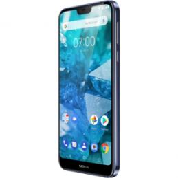 Nokia 7.1 32 GB Dual SIM (blue) Mobile phones | buy2say.com Nokia