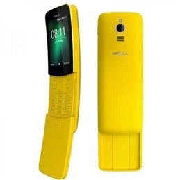 Nokia 8110 4G Dual-SIM banana yellow EU Mobile phones   buy2say.com Nokia