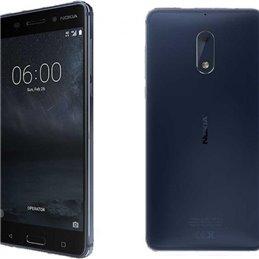 Nokia 6 Dual Sim tempered blue DE Mobile phones   buy2say.com Nokia
