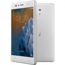 Nokia 3 4G 16GB Dual-SIM silver white DE Mobile phones   buy2say.com Nokia