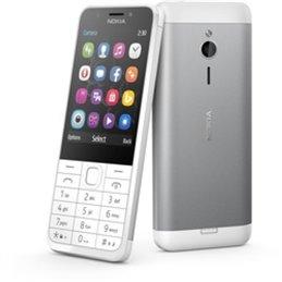 Nokia 230 Dual-SIM (silver) Mobile phones | buy2say.com Nokia