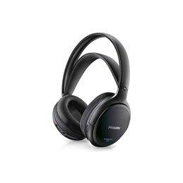 Philips Home Cinema Wireless Headphones SHC5200/10 Black Headphones | buy2say.com Philips