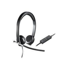 Headset Logitech USB Headset Stereo H650e 981-000519 Headset | buy2say.com Logitech