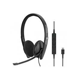 Sennheiser SC 160 USB-C SC 100 series Headset 508354 Headset   buy2say.com Sennheiser