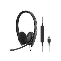 SENNHEISER SC 160 SC 100 series Headset On-Ear 508315 Headset   buy2say.com Sennheiser