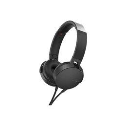 Sony MDR-XB550APB Headphones with microfone Black MDRXB550APB.CE7 Headphones | buy2say.com Sony