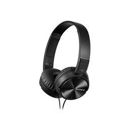 Sony MDR-ZX110NAB Headphones with Microfon Black MDRZX110NAB.CE7 Headphones | buy2say.com Sony
