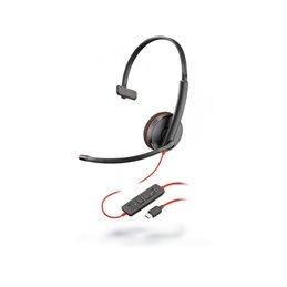 Plantronics Headset Blackwire C3215 monaural USB + 3.5mm 209746-201 Headset | buy2say.com Plantronics