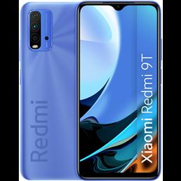Xiaomi Redmi 9T 64GB DS Blue 6.5 EU (4GB) Android MZB08CFEU