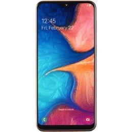 Samsung A202F-DS A20e Dual LTE 32GB 3GB Coral Orange  EU Mobile phones   buy2say.com Samsung