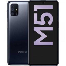 Samsung Galaxy M515 M51 6/128 black EU Mobile phones   buy2say.com Samsung