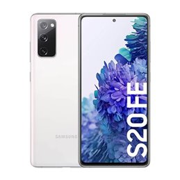 Samsung SM-G780F Galaxy S20FE Dual Sim 6+128GB cloud white DE Mobile phones   buy2say.com Samsung