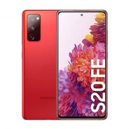 Samsung Galaxy S20 FE 6GB/128GB Rojo (Cloud Red) Dual SIM G780 Mobile phones | buy2say.com Samsung