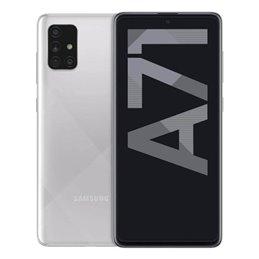 Samsung Galaxy A71 6GB/128GB Plata (Haze Crush Silver) Dual SIM A715 Mobile phones | buy2say.com Samsung