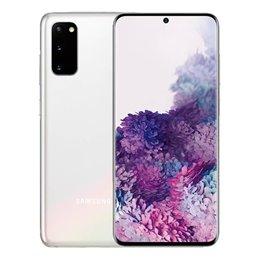 Samsung Galaxy S20 5G 12GB/128GB Blanco (Cloud White) Dual SIM G981B Mobile phones | buy2say.com Samsung