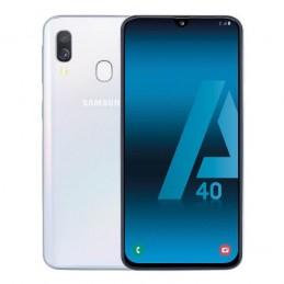 Samsung Galaxy A40 4GB/64GB Blanco Dual SIM A405 Mobile phones   buy2say.com Samsung
