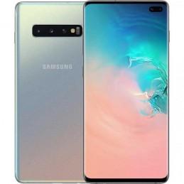 Samsung SM-G973F Galaxy S10 Dual Sim 128GB prism silver DE Mobile phones | buy2say.com Samsung