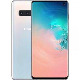 Samsung G973 Galaxy S10 4G 128GB Dual-SIM prism white EU Mobile phones   buy2say.com Samsung