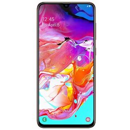 Samsung Galaxy A70 A705 6GB/128GB Coral Dual Sim Mobile phones   buy2say.com Samsung