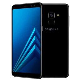 Samsung Galaxy A8 (2018) Negro 32 GB Dual SIM A530 Mobile phones   buy2say.com Samsung