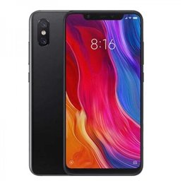 Xiaomi Mi 8 Dual Sim 128GB black EU Mobile phones   buy2say.com Xiaomi