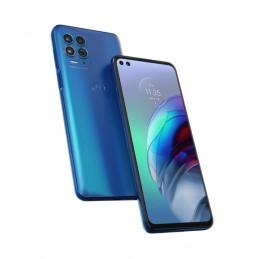 Motorola XT2125-4 moto g100 5G Dual Sim 8+128GB iridescent ocean DE Mobile phones   buy2say.com Motorola